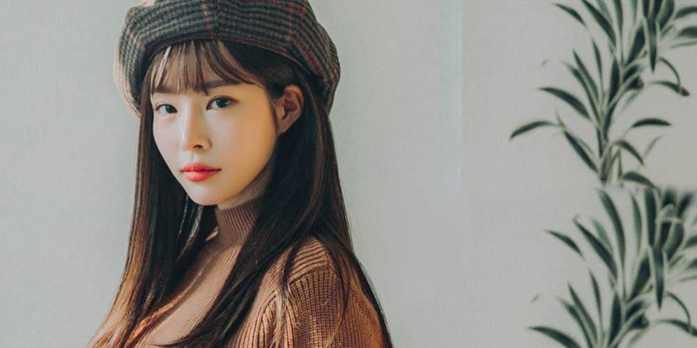 แบบทรงผมเกาหลีใส่หมวก
