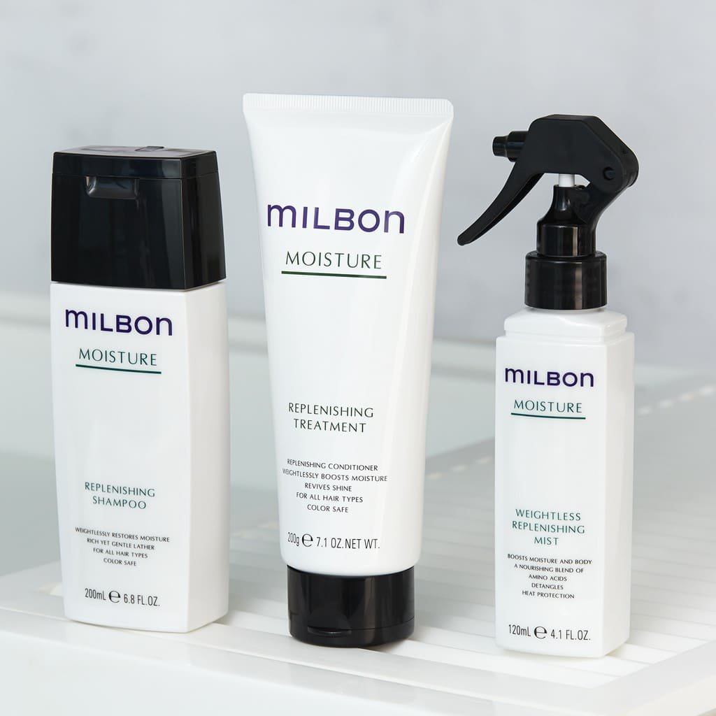 milbon-moisture-shampoo-treatment